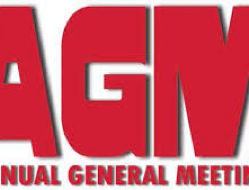 Annual General Meeting – 22nd July 2021