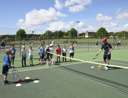 Mad For Tennis Easter Tennis Camps