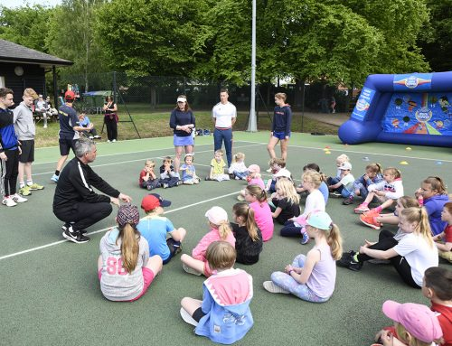 Easter Tennis Camps