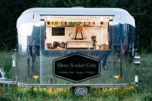 The Silver Rocket Cafe