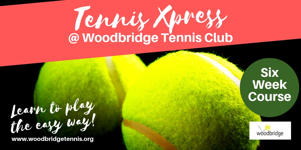 Tennis Express at Woodbridge Tennis Club