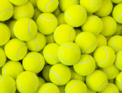 Recyclaball – please donate your old balls for recycling